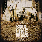 cd Soul like Breeze pochette